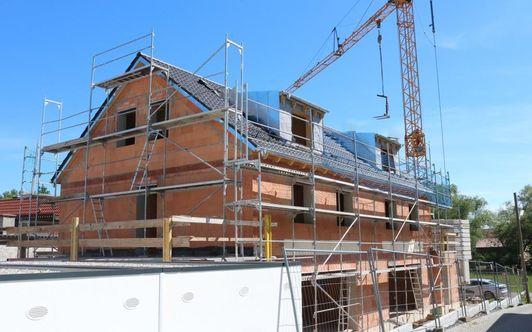 Neubau Doppelhaushälfte in Ingolstadt Nord-Ost