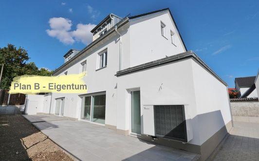 Plan B - Eigentum statt Miete DHH in in Ingolstadt