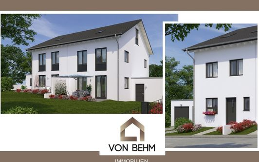 Wohnpark Seysdorf <br/> Doppelhaushälfte mit Doppelgarage