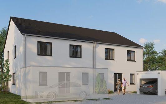 Vorankündigung - Neubau DHH Ingolstadt/Kothau