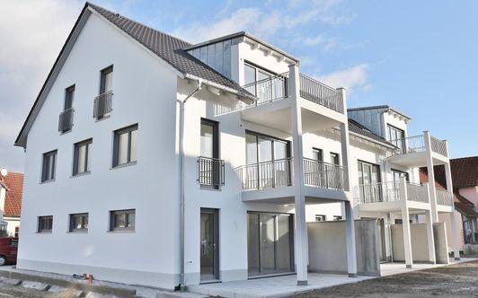 Neubau Eigentumswohnungen in Geisenfeld/Zell